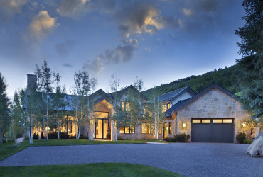 Aspen Colorado Architects Sunnyside Home