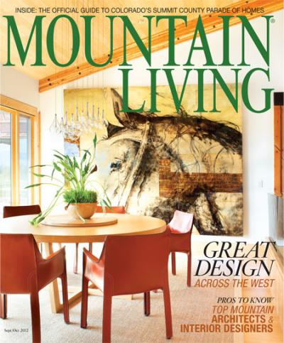 Brewster McLeod Aspen Colorado Luxury Architects