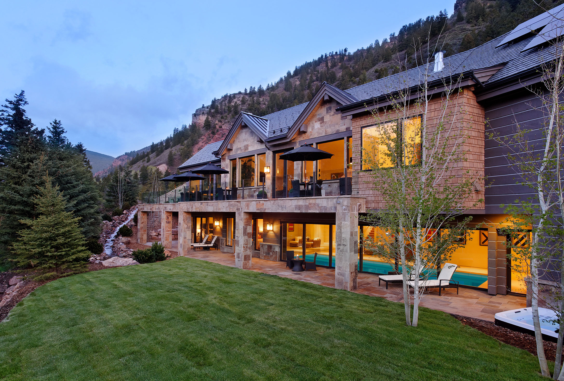 Brewster McLeod Aspen Colorado Architects