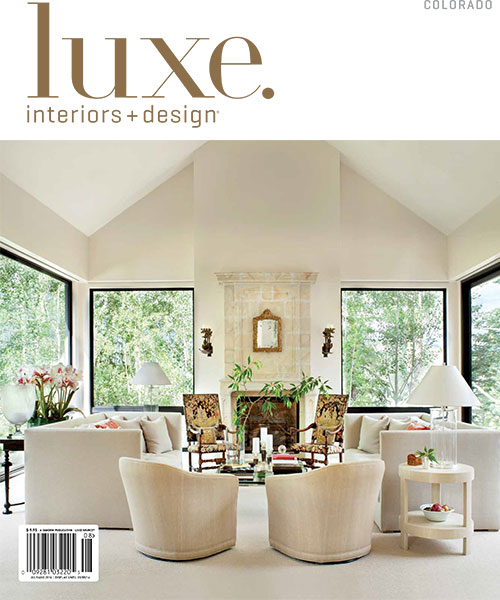 Luxe Interiors + Design, A Bright Idea