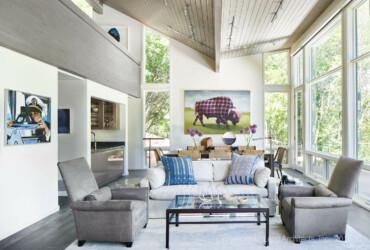 Maroon Creek living room remodel