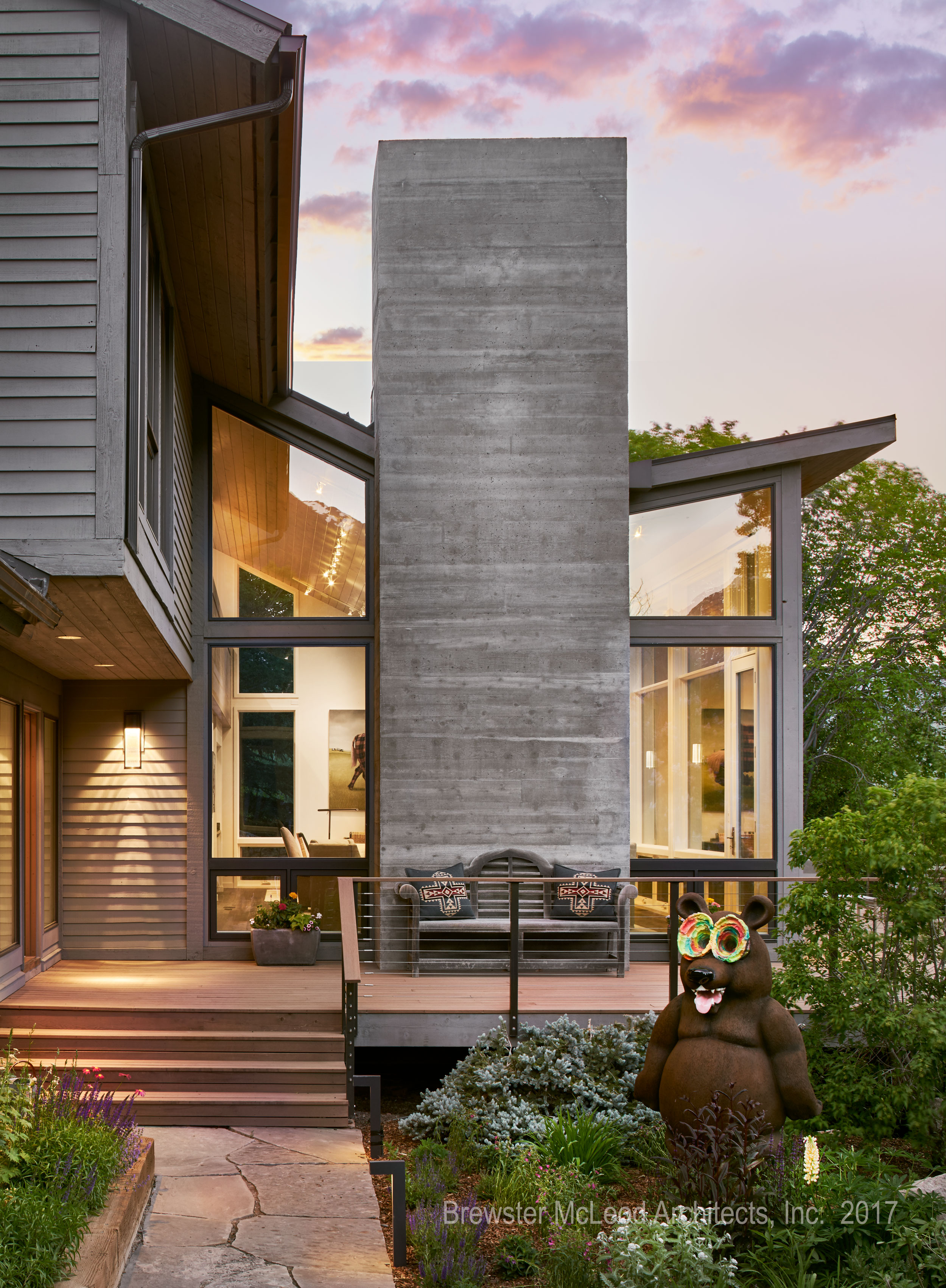 Maroon Creek Brewster McLeod Architects