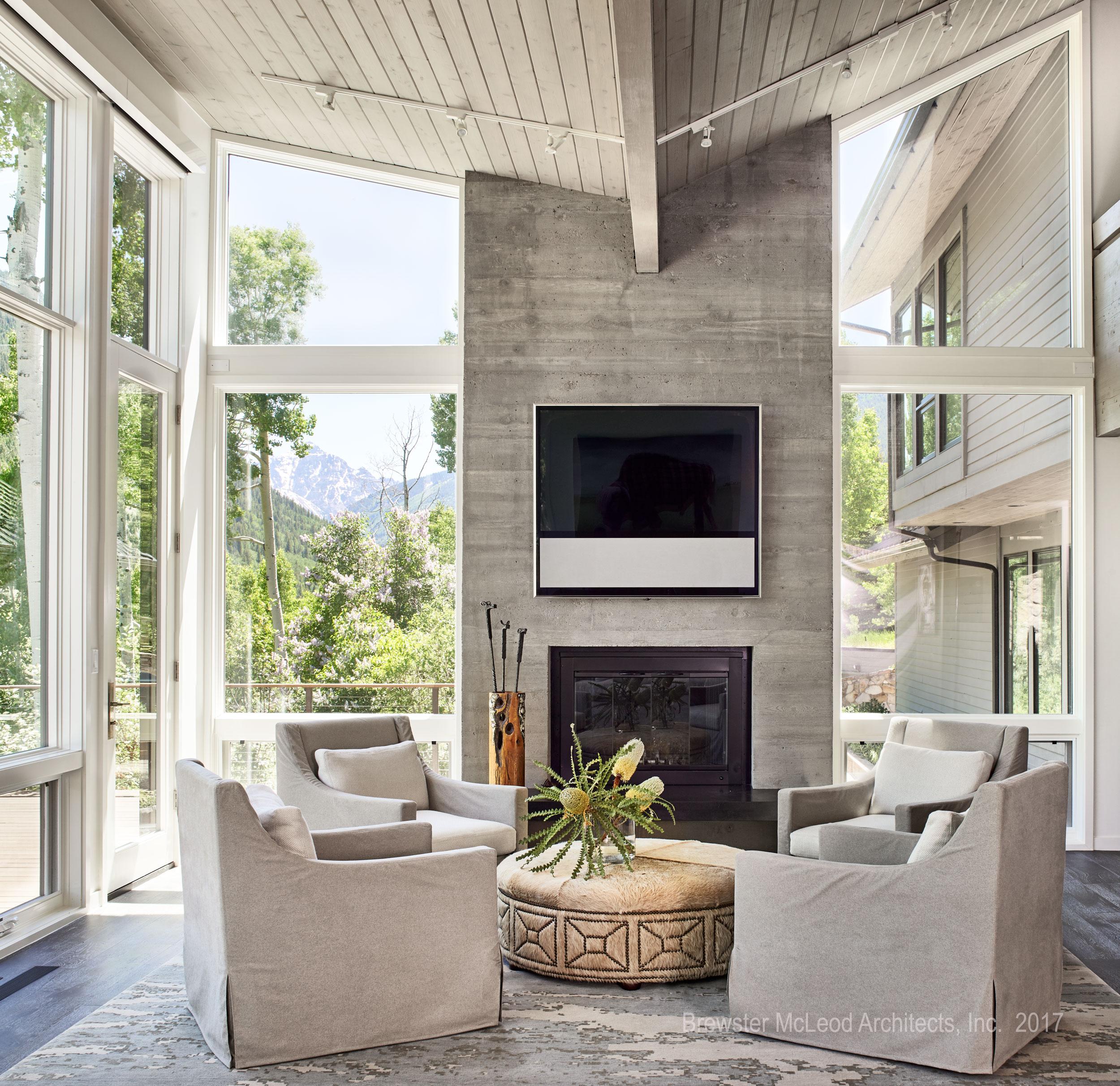 Maroon Creek Brewster McLeod Architects
