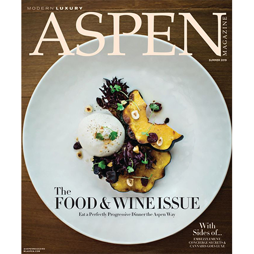Aspen Magazine Cellar Dwellers
