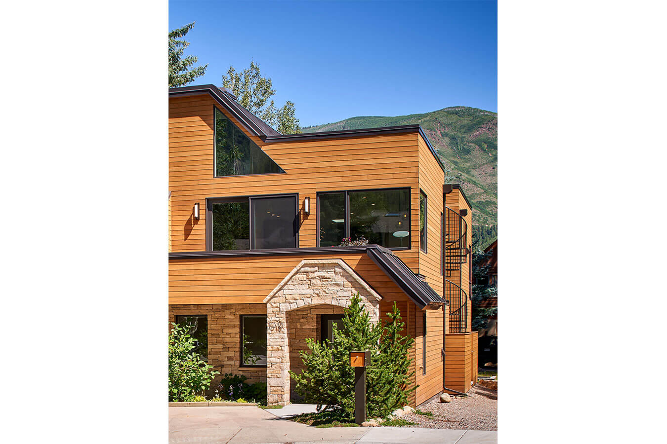 Aspens Premier Architects Brewster McLeod Architects