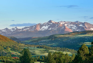 Brown Ranch Telluride architecture by Brewster McLeod Architects