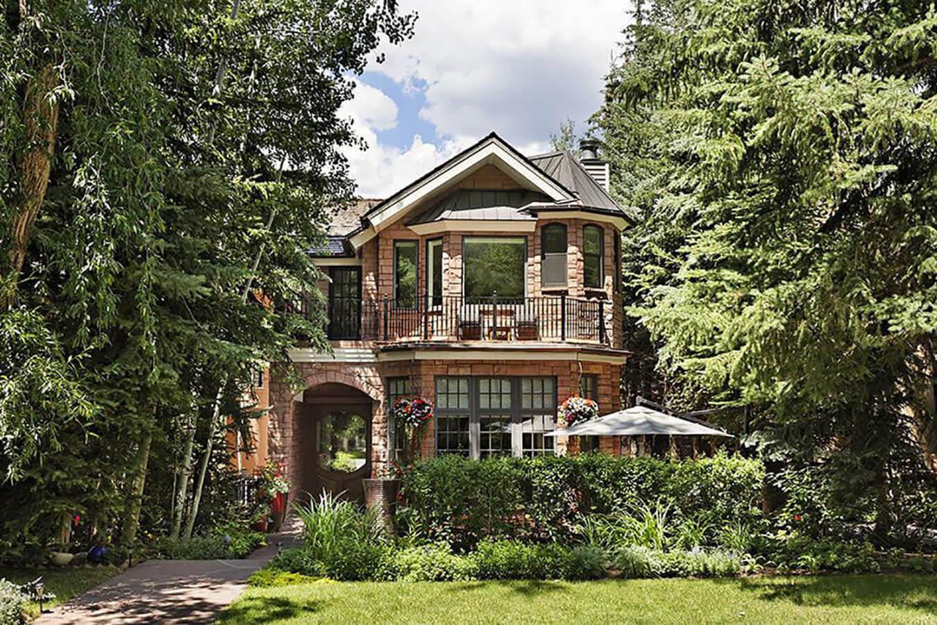 Hallam Residence - Aspen Architect Brewster McLeod